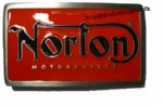 NORTON MOTORCYCLES BELT BUCKLES